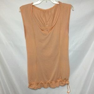 Lululemon Cinch Waist Tank